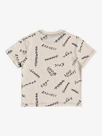 Flip Snacking - T-Shirt for Boys 2-7  EQKKT03194