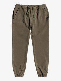 Krandy - Elasticated Trousers  EQKNP03055