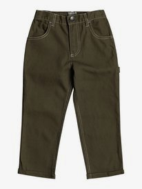 Gawer - Workwear Trousers for Boys 2-7  EQKNP03058