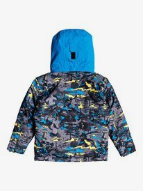 Little Mission - Snow Jacket for Boys 2-7  EQKTJ03010