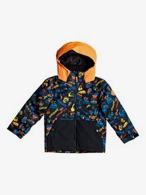Little Mission - Snow Jacket for Boys 2-7  EQKTJ03017
