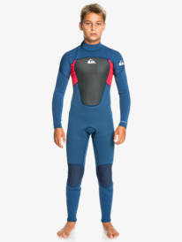 3/2mm Prologue - Back Zip Wetsuit for Boys 2-7  EQKW103010