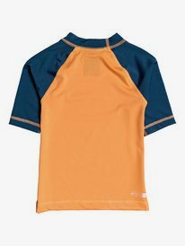 Bubble Dreams - Short Sleeve UPF 50 Rash Vest  EQKWR03079