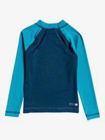 Bubble Dreams - Long Sleeve UPF 50 Rash Vest  EQKWR03083
