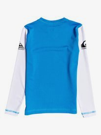 Heats On - Long Sleeve UPF 50 Rash Vest  EQKWR03084