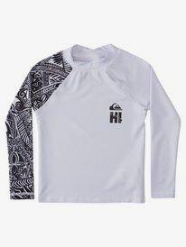 Ma Kai - Long Sleeve UPF 50 Rash Vest for Boys 2-7  EQKWR03085