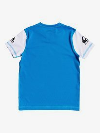 Heats On - Short Sleeve UPF 50 Rash Vest for Boys 2-7  EQKWR03090