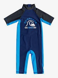 Thermo - Short Sleeve UPF 50 Rash Vest for Boys 2-7  EQKWR03094
