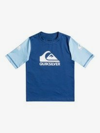 Heats On - Short Sleeve Rashguard for Boys 2-7  EQKWR03105