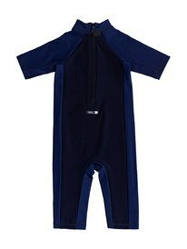 Thermo Spring - Short Sleeve UPF 50 Springsuit Rashguard for Boys 2-7  EQKWR03110