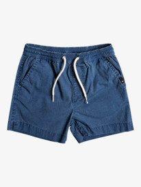 Taxer - Elasticated Shorts for Boys 2-7  EQKWS03189
