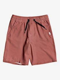 "Union Elastic 14"" - Amphibian Board Shorts for Boys 2-7  EQKWS03199"