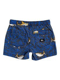Taxer - Elasticated Shorts for Boys 2-7  EQKWS03202