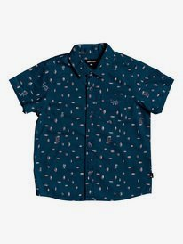 PACIFIC SHIRT SS BOY  EQKWT03184