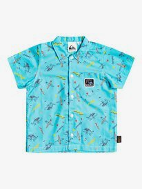 Flip Snacking - Short Sleeve Shirt for Boys 2-7  EQKWT03190