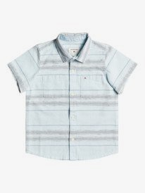 Prime Time - Short Sleeve Shirt for Boys 2-7  EQKWT03202