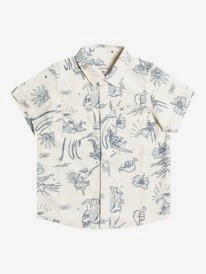 Wild Life - Short Sleeve Shirt for Boys 2-7  EQKWT03204