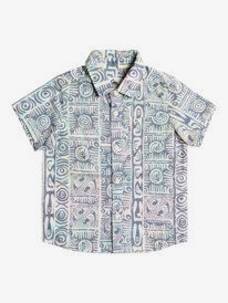 Ritual - Short Sleeve Shirt for Boys 2-7  EQKWT03206