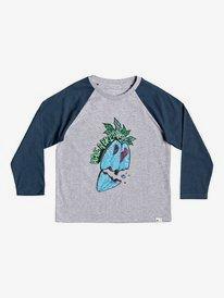 Astra Skull - Long Sleeve T-Shirt for Boys 2-7  EQKZT03334