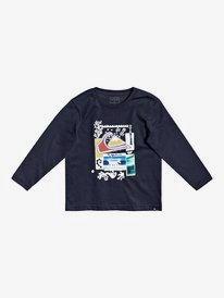 Pike Street - Long Sleeve T-Shirt for Boys 2-7  EQKZT03411