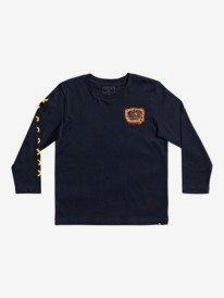 Big Q - Long Sleeve T-Shirt for Boys 2-7  EQKZT03462