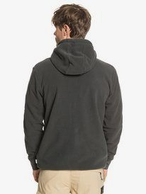 Waterman Deep Chanel - Polar Fleece Zip-Up Hoodie for Men  EQMFT03052