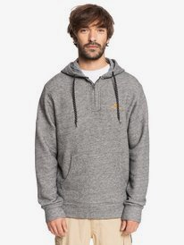 Ocean Nights - Half-Zip Hooded Fleece for Men  EQMFT03065