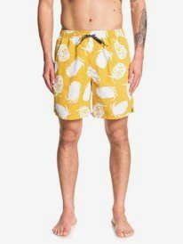 "Waterman Pineapple Web 18"" - Swim Shorts for Men  EQMJV03054"