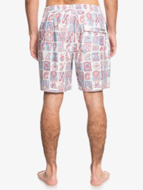 "Waterman The Deck 18"" - Swim Shorts for Men  EQMJV03072"