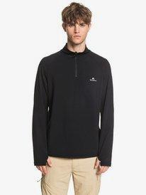 Waterman Open Ocean - Long Sleeve Half-Zip Top for Men  EQMKT03076