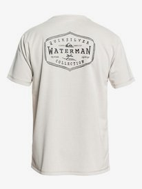 Waterman Gut Check - Short Sleeve UPF 50 Surf T-Shirt for Men  EQMWR03058