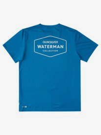Waterman Gut Check - Short Sleeve UPF 50 Surf T-Shirt  EQMWR03069