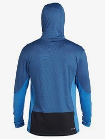 Waterman Angler - Hooded Long Sleeve UPF 50 Surf T-Shirt  EQMWR03077