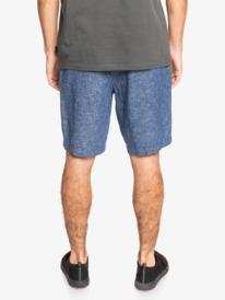 "Waterman Short Tour 20"" - Elasticated Shorts for Men  EQMWS03133"