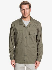 Waterman Under Way - Long Sleeve Overshirt for Men  EQMWT03279