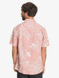 Hatch Rose - Short Sleeve Shirt for Men  EQMWT03333