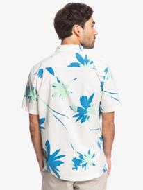 Waterman Na Mea Kahiki - Short Sleeve Shirt for Men  EQMWT03406