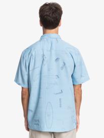 Waterman Master Crafter - Short Sleeve Shirt for Men  EQMWT03411
