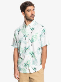 Waterman Birds Around - Short Sleeve Shirt for Men  EQMWT03414