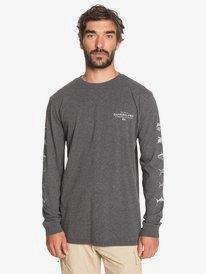 Empty Shorelines - Long Sleeve T-Shirt for Men  EQMZT03234