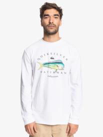 Waterman Sea Creatures - Long Sleeve T-Shirt for Men  EQMZT03269