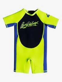 1.5mm Syncro - Short Sleeve Springsuit for Toddlers  EQTW503002