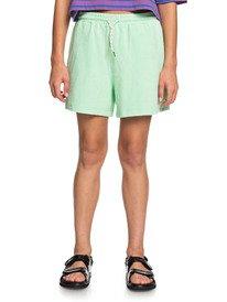 Originals Heritage - Corduroy Sweat Shorts for Women  EQWFB03007