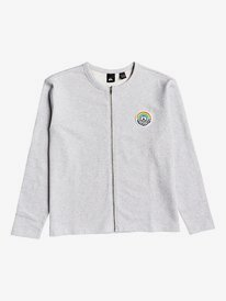 Quiksilver Womens - Zip-Up Sweatshirt for Women  EQWFT03025