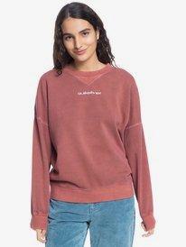 Quiksilver Womens - Oversized Sweatshirt for Women  EQWFT03045