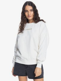 Quiksilver Womens - Oversized Sweatshirt for Women  EQWFT03045