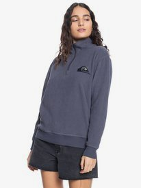 Quiksilver Womens - Half Zip Polar Fleece for Women  EQWFT03048