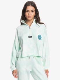 Nomadic Mind - Half-Zip Sweatshirt for Women  EQWFT03069