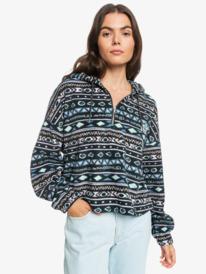 Culture Heritage - Half-Zip Fleece for Women  EQWFT03070