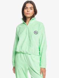 Sun Community - 1/2 Zip Sweatshirt for Women  EQWFT03094